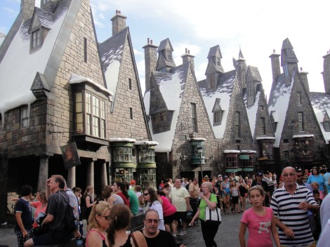 Harry Potter's Diagon Alley