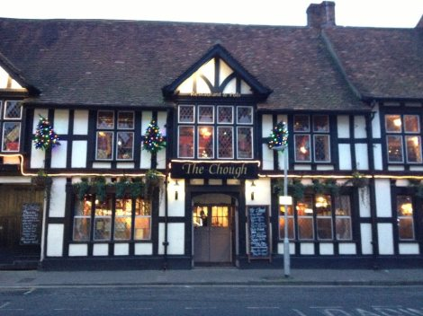 The Chough, Salisbury