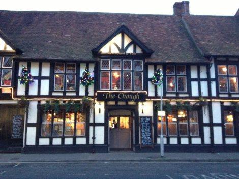The Chough, Salisbury