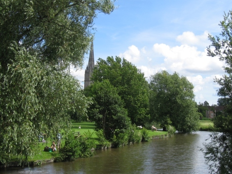 Elizabeth Gardens, Salisbury