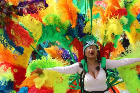 Carnival colours