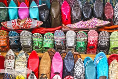 Souk shoes