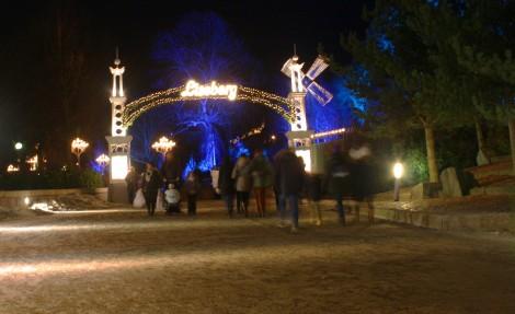 Liseberg Entrance